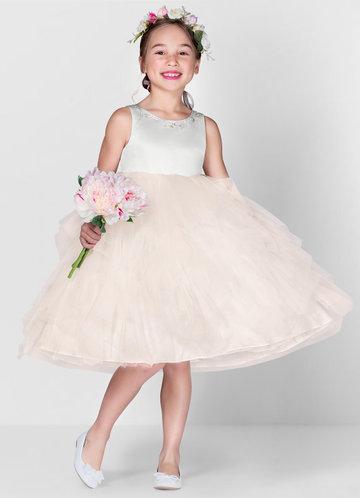 front_Azazie Redondo Flower Girl Dress