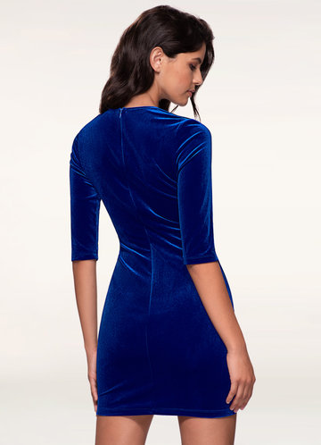 back_Blush Mark Dance All Night {Color} Bodycon Dress