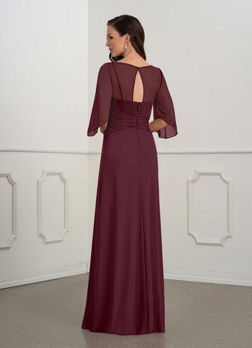 back_Azazie Allegra Mother of the Bride Dress
