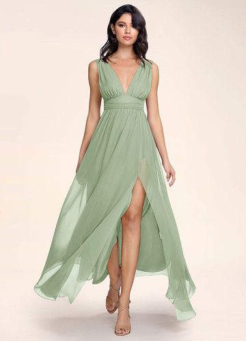 front_Dancing Queen {Color} Maxi Dress