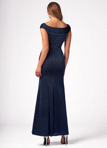 back_Blush Mark Mermaid {Color} Maxi Dress