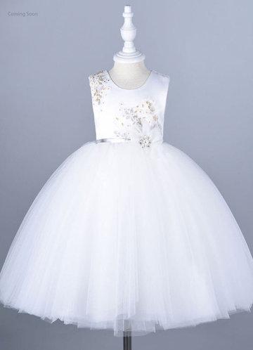 front_Azazie Priya Flower Girl Dress