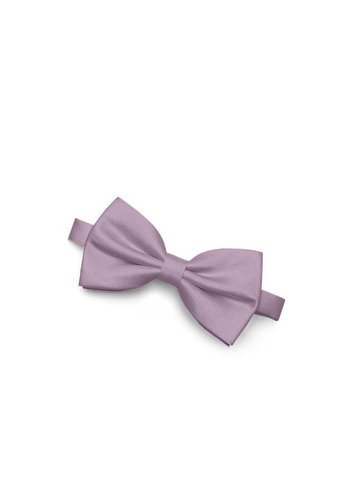back_Gentlemen's Collection Men's Matte Satin pre-tied bow tie