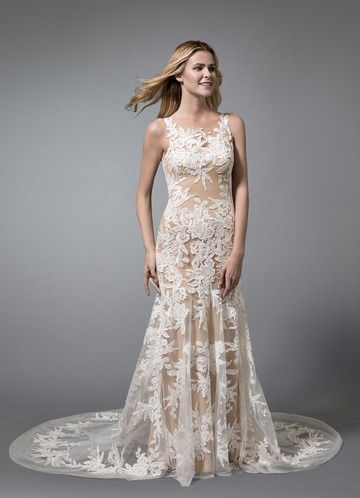 Azazie Judith Wedding Dress