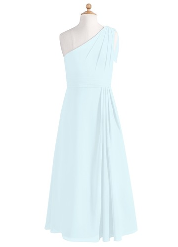 Azazie Cleo Junior Bridesmaid Dress