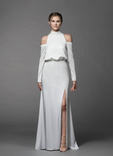 Azazie Abril Wedding Dress