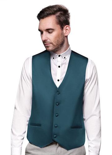 Gentlemen's Collection Matte Satin Vest