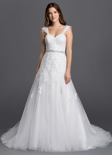 Azazie Thea Wedding Dress
