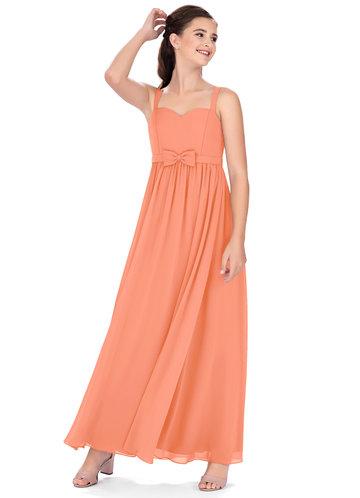 Azazie Apple Junior Bridesmaid Dress