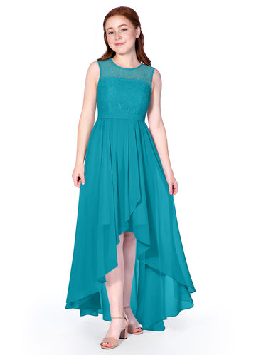 Azazie Roslin Junior Bridesmaid Dress