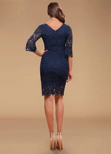 back_Own The Night {Color} Lace Midi Dress
