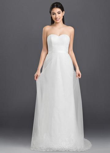 Azazie Ramah Wedding Dress