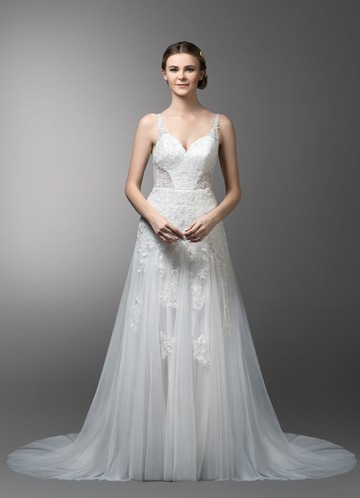 Azazie Arcadia Wedding Dress