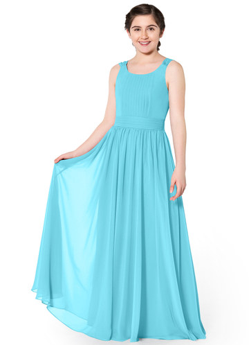 Azazie Tiana Junior Bridesmaid Dress