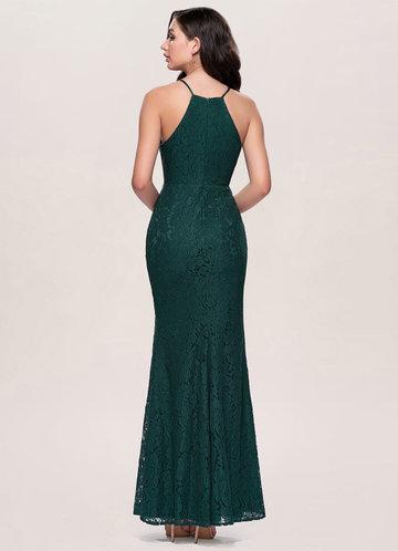 back_Mademoiselle {Color} Lace Maxi Dress