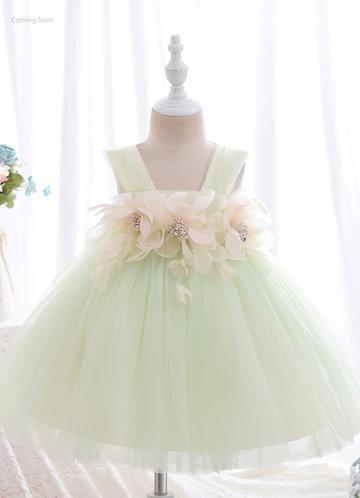 front_Azazie Tara Flower Girl Dress