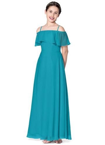 Azazie Maggie Junior Bridesmaid Dress
