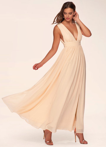 Angel Blush Maxi Dress