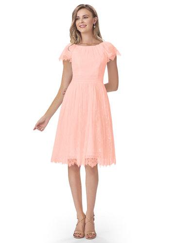 Azazie Phoebe Modest Bridesmaid Dress
