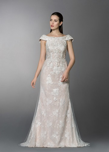Azazie Laverne Wedding Dress