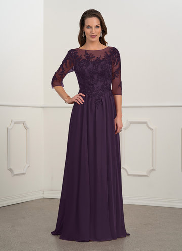 front_Azazie Mirielle Mother of the Bride Dress