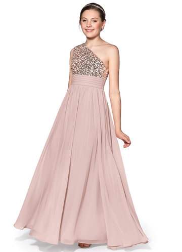 Azazie Deirdra Junior Bridesmaid Dress