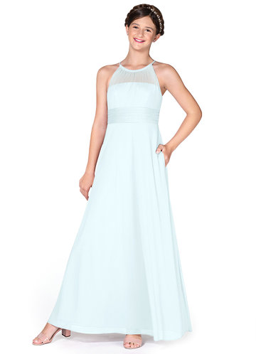 Azazie Gabbie Junior Bridesmaid Dress