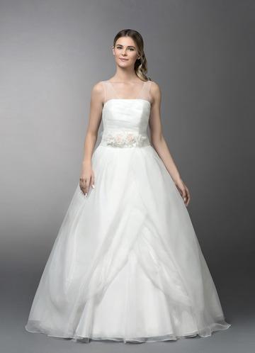 Azazie Rosalie Wedding Dress