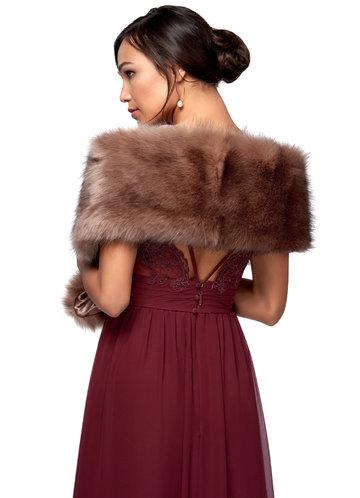 back_Azazie Sincerity Faux Fur Wrap
