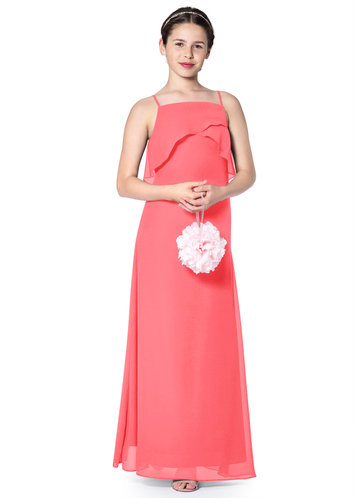 Azazie Rachel Junior Bridesmaid Dress