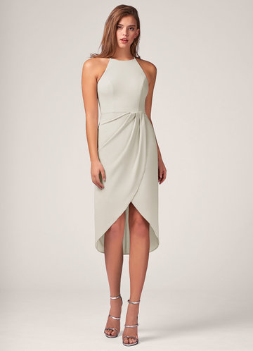 In The Stars Fog Midi Dress