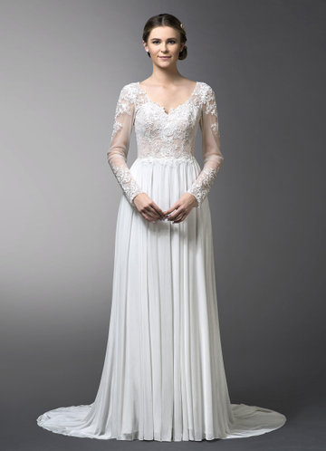Azazie Titania Wedding Dress