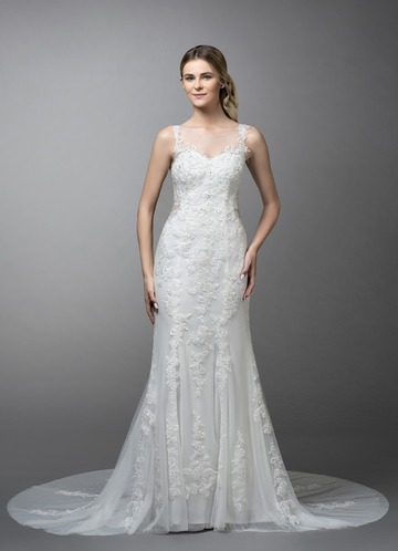 Azazie Analiese Wedding Dress