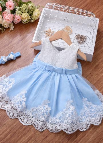 front_Azazie Alice Flower Girl Dress