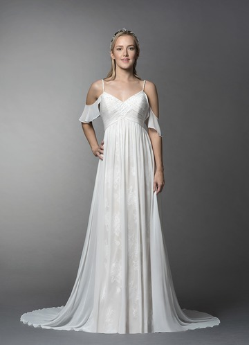 Azazie Cai Wedding Dress