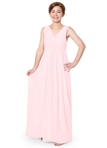 Azazie Zoe Junior Bridesmaid Dress