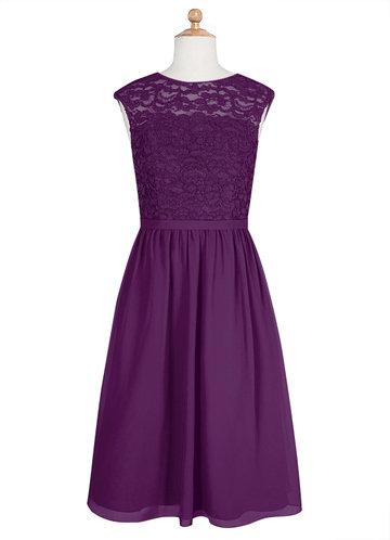 Azazie Arya Junior Bridesmaid Dress