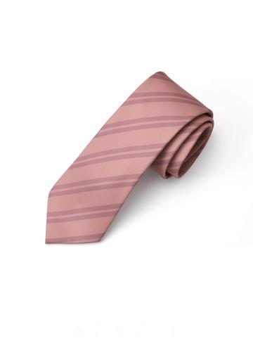 Gentlemen's Collection Stripes Skinny Tie
