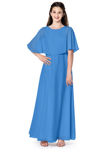 Azazie Michelle Junior Bridesmaid Dress