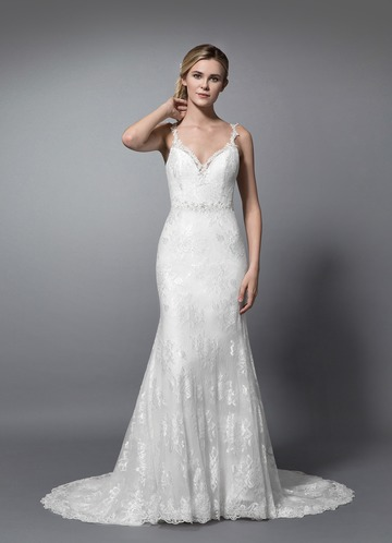 Azazie Nicholette Wedding Dress