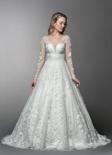 Azazie Keila Wedding Dress