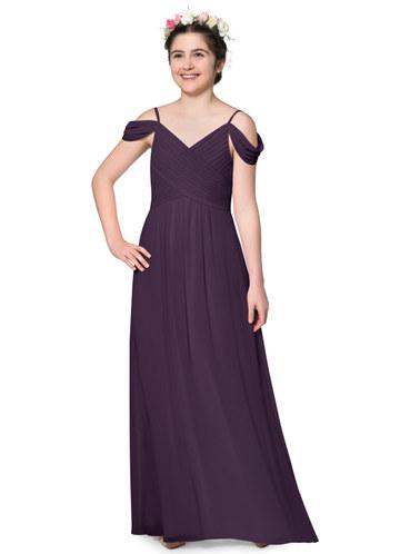 Azazie Kinsley Junior Bridesmaid Dress