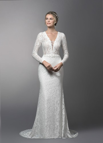 Azazie Indie Wedding Dress