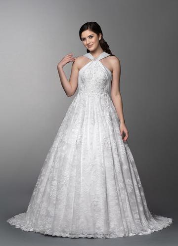 Azazie Octavia Wedding Dress