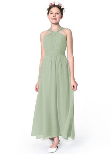 Azazie Dora Junior Bridesmaid Dress