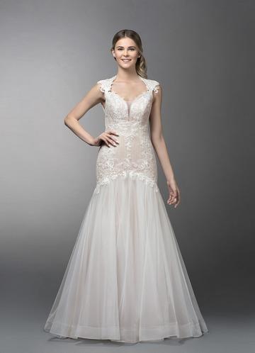 Azazie Lucia Wedding Dress