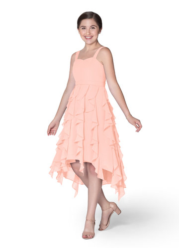 Azazie Nicolette Junior Bridesmaid Dress