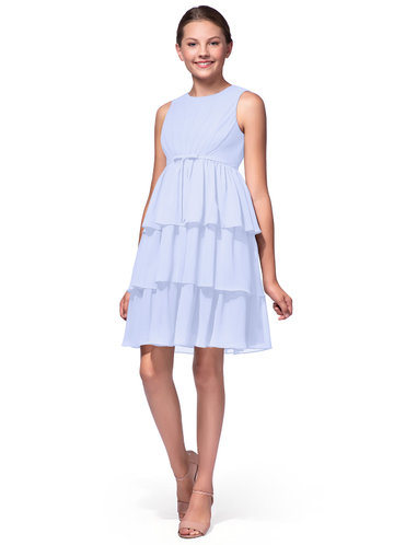Azazie Brittany Junior Bridesmaid Dress