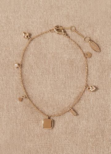 front_Love Charm Bracelet