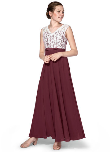 Azazie Ambroise Junior Bridesmaid Dress
